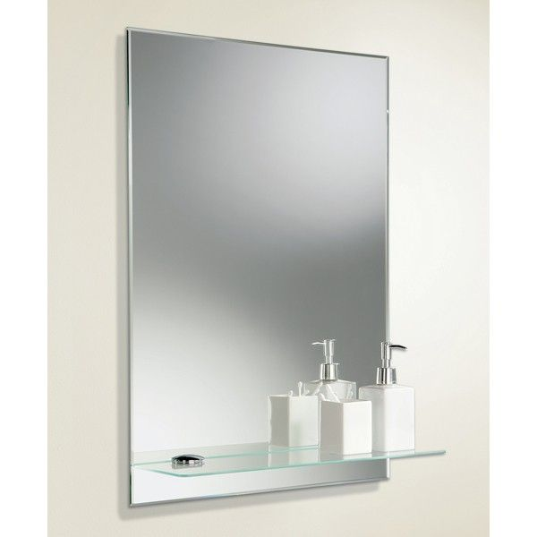 In Modern Times, You Can Purchase A Mirror Manufactured On Order. Custom Bathroom  Mirror With Shelf Attached Will Be Exclusive And Ideally Suited To Your ...
