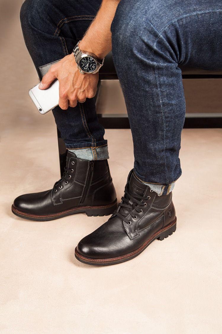 Black Boots | Svarta stövlar, Kängor, Sommarskor