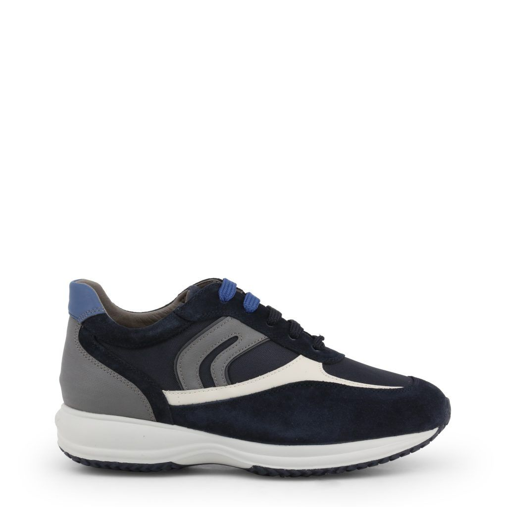 Geox HAPPY | Blue sneakers, Sneakers, Blue