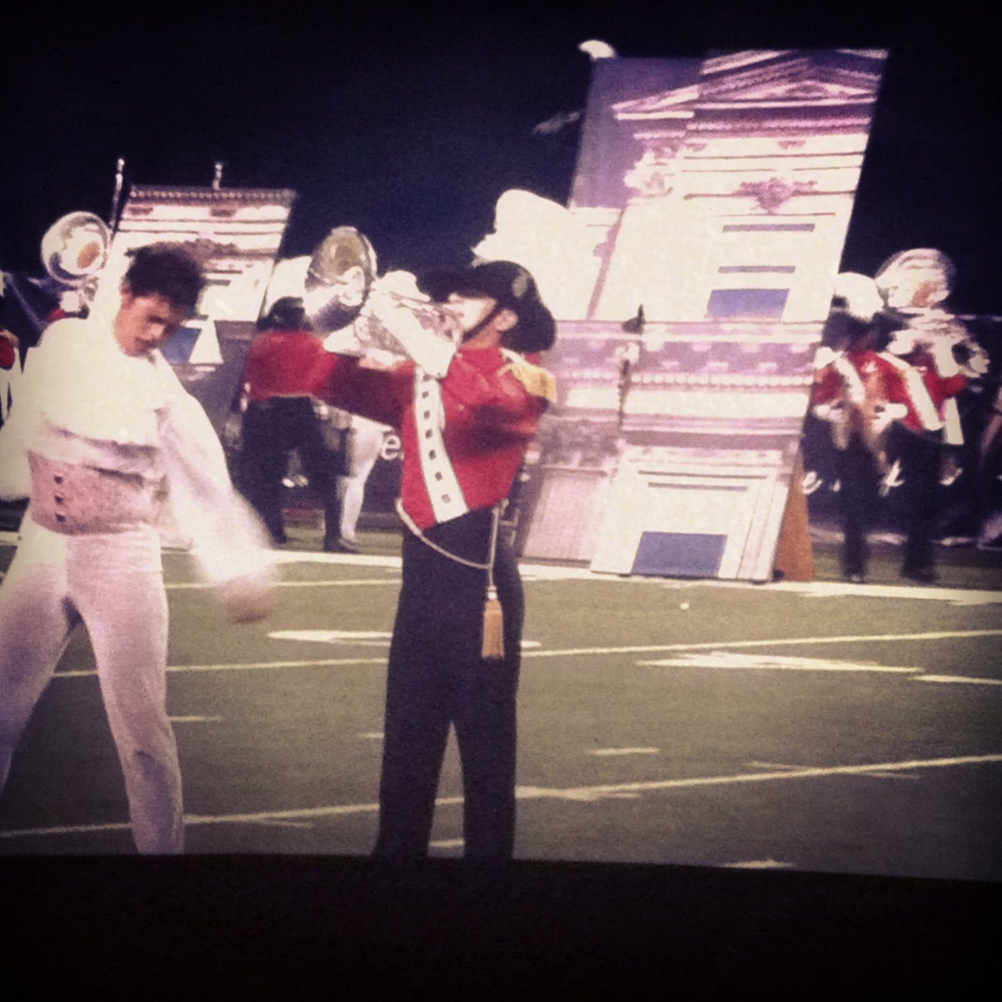 SCV's mellophone solo from their Les Miserables show.