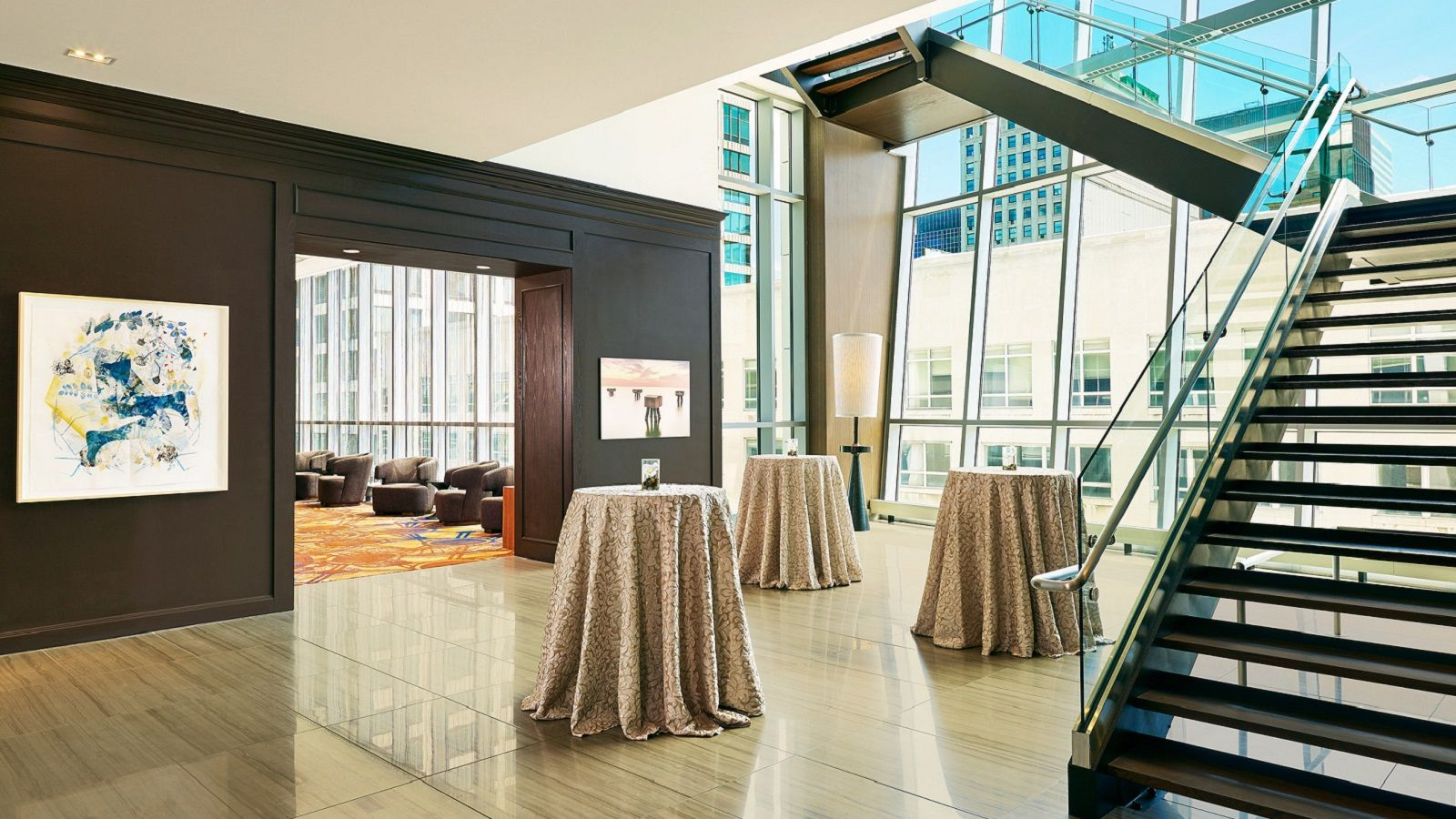 Cleveland Wedding Venues The Westin Downtown