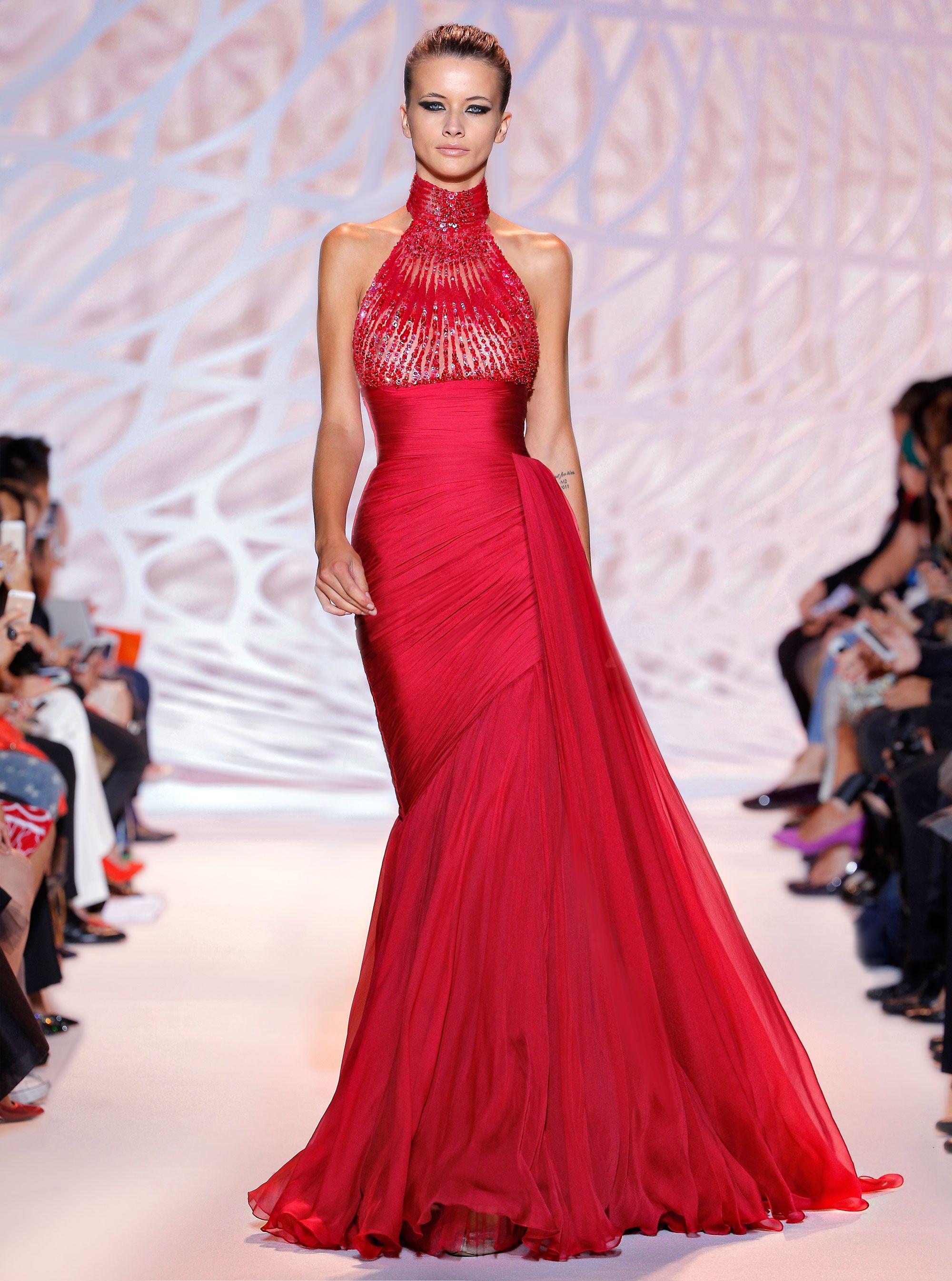f76c5892102 zuhair murad Haute couture fall winter 2015 collection (21). zuhair murad  Haute couture fall winter 2015 collection (21) Evening Gowns 2016 ...