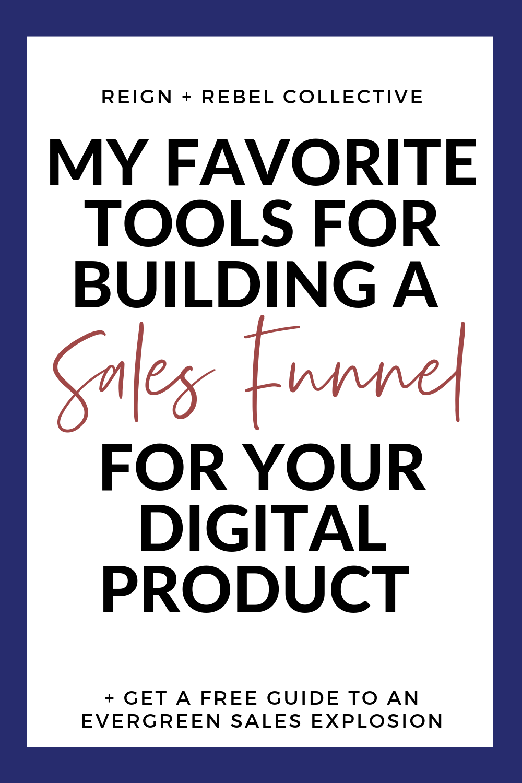 My 8 Favorite Tools For Sales Funnel Beginners   Sales ...