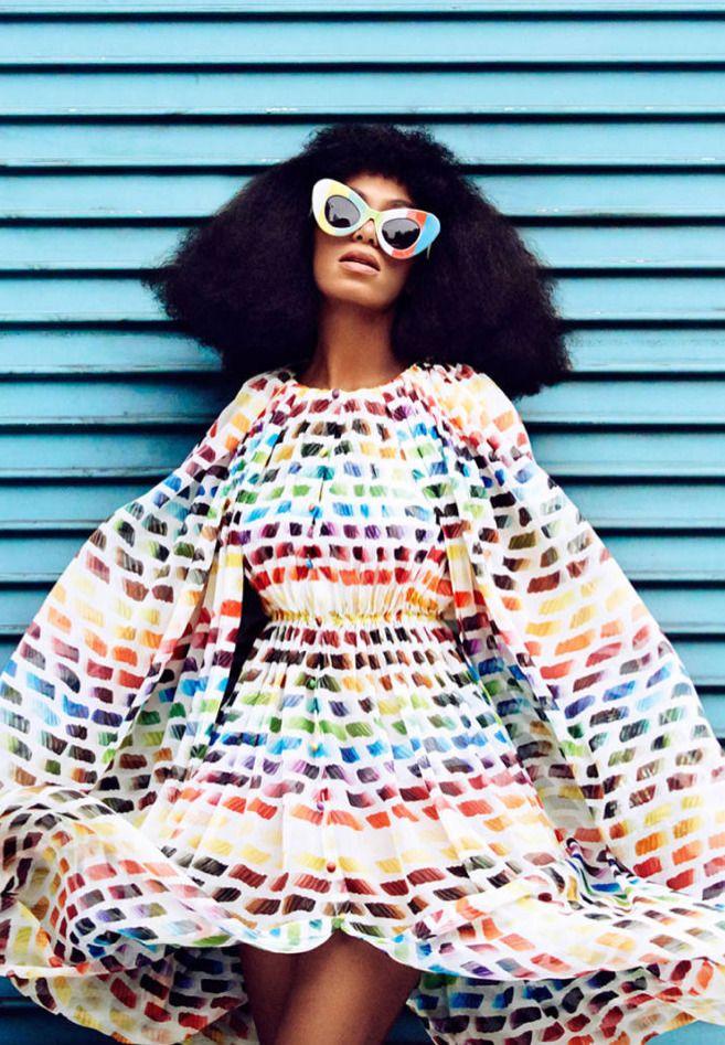 Twill de soie imprimé rainbow Coco Ch. Haute Couture   Tissus Habillement,  Déco par thelittlefrenchtailor e81549d4830