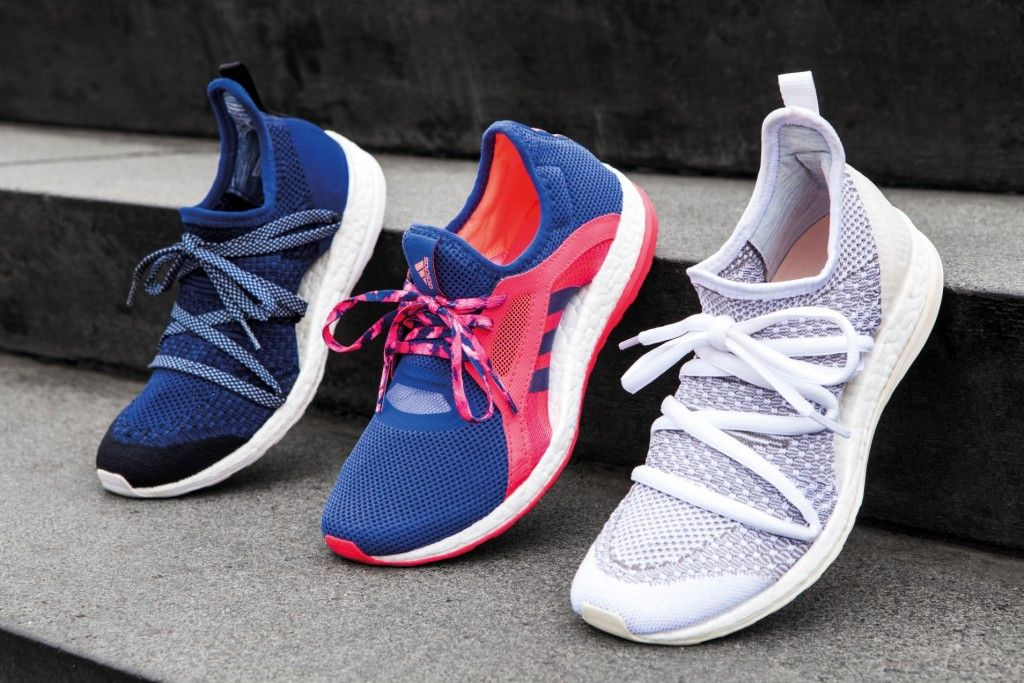 adidas Pure Boost X Womens Running Shoe