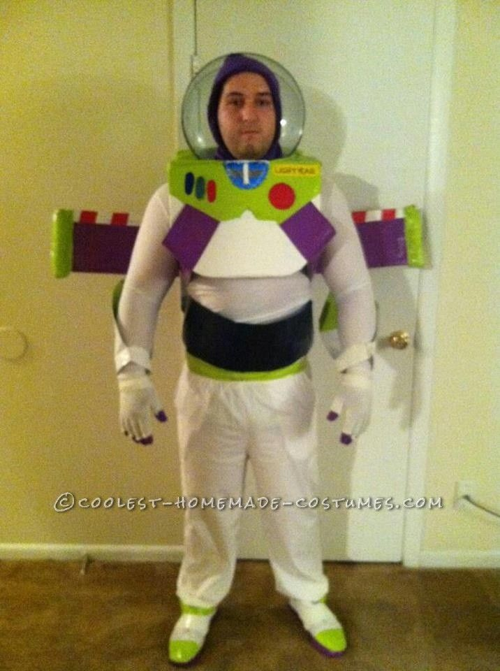 Homemade buzz lightyear halloween costume pinterest buzz homemade buzz lightyear halloween costume this website is the pinterest of costumes solutioingenieria Choice Image