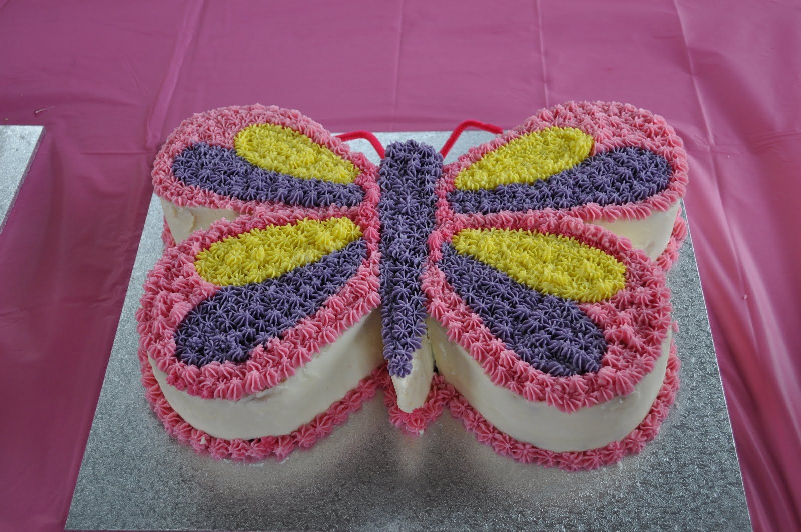 Pin By Abby Chou On Kidlet Birthdays In 2019 Butterfly Birthday