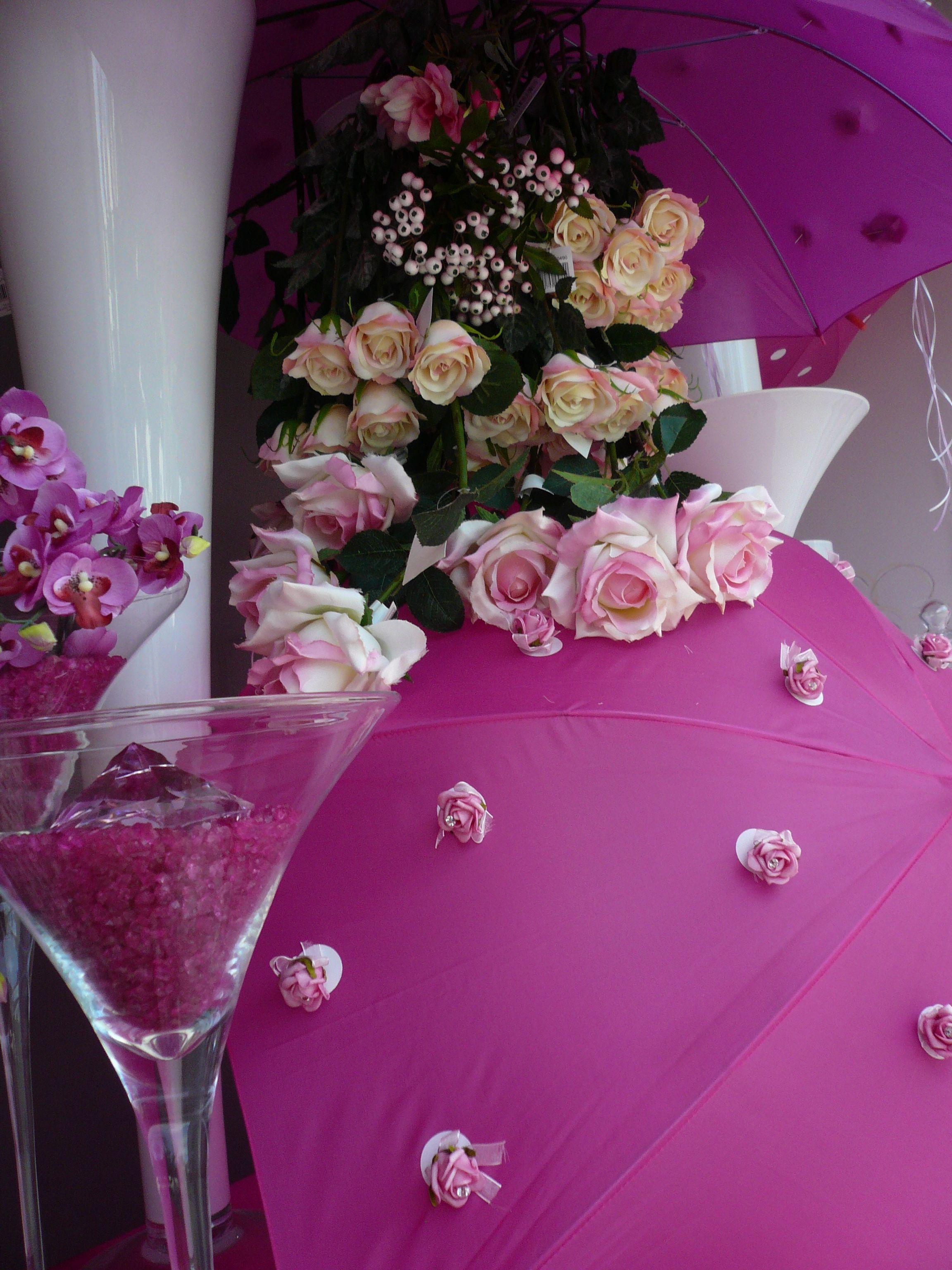 umbrella floral decoranna remoudaki  konstantina