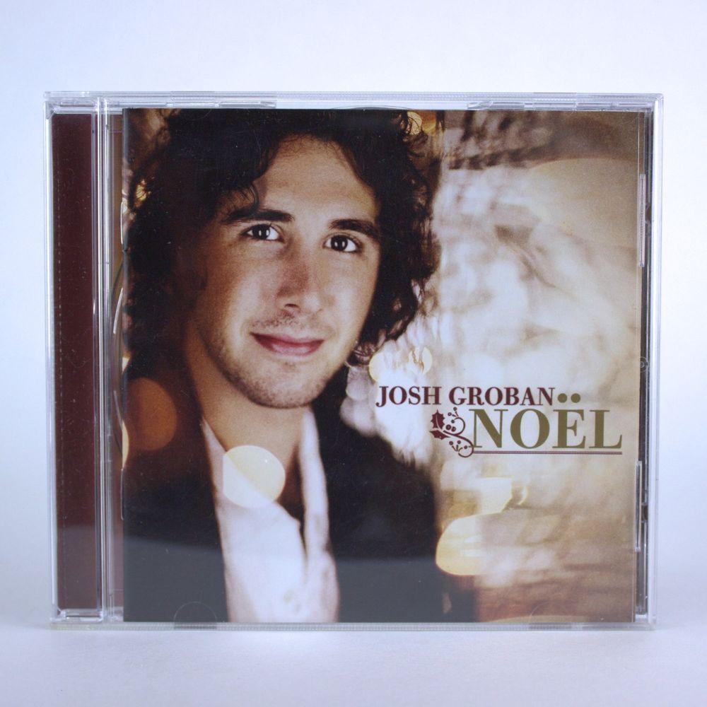 NOEL by Josh Groban | Seasonal Christmas Holiday Music | Audio CD ...
