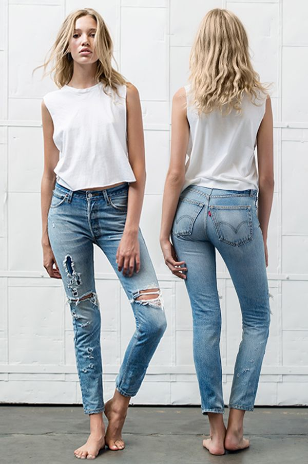 The New It-Jean That's Worth The Wait List | she a fashion ...
