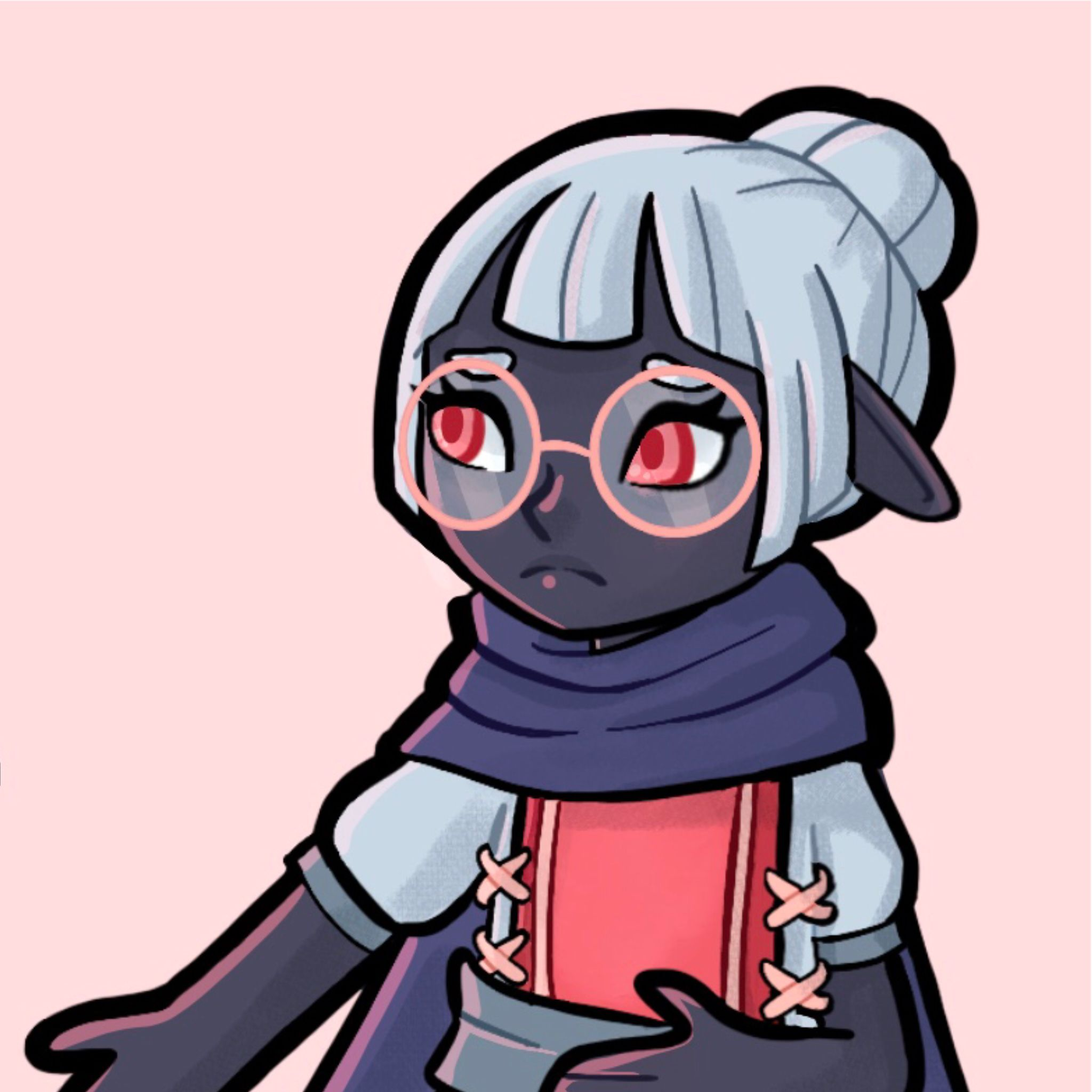 Quinn profile in 2020 Pathfinder game, Anime, Skeletor