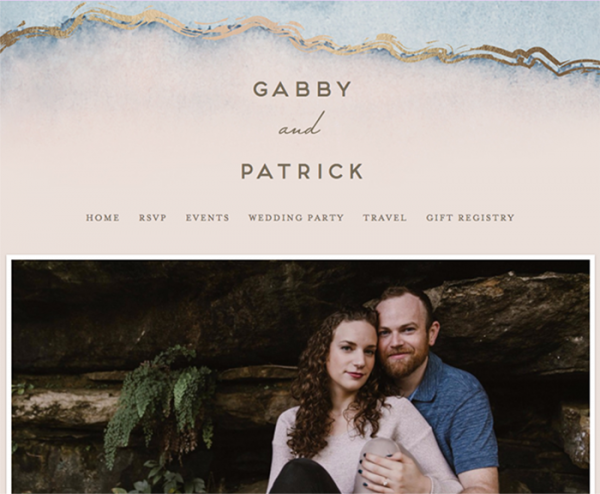 Best Wedding Websites.The Best Wedding Websites To Give Your Guests The Deets Wed Well