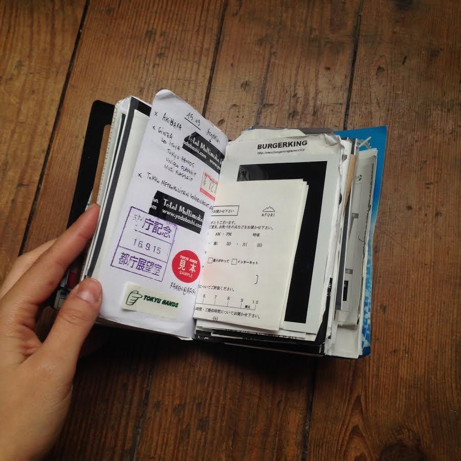 The Journal Diaries Is A Blog Segment Where We Get A Sneak Peek Into The Jou Midori Travelers Notebook Setup Midori Travelers Notebook Travelers Notebook Setup