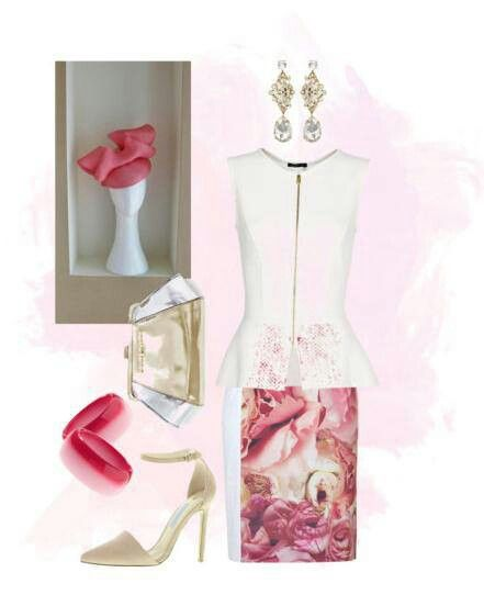 Pale pink perfection....perfect for ladies day...