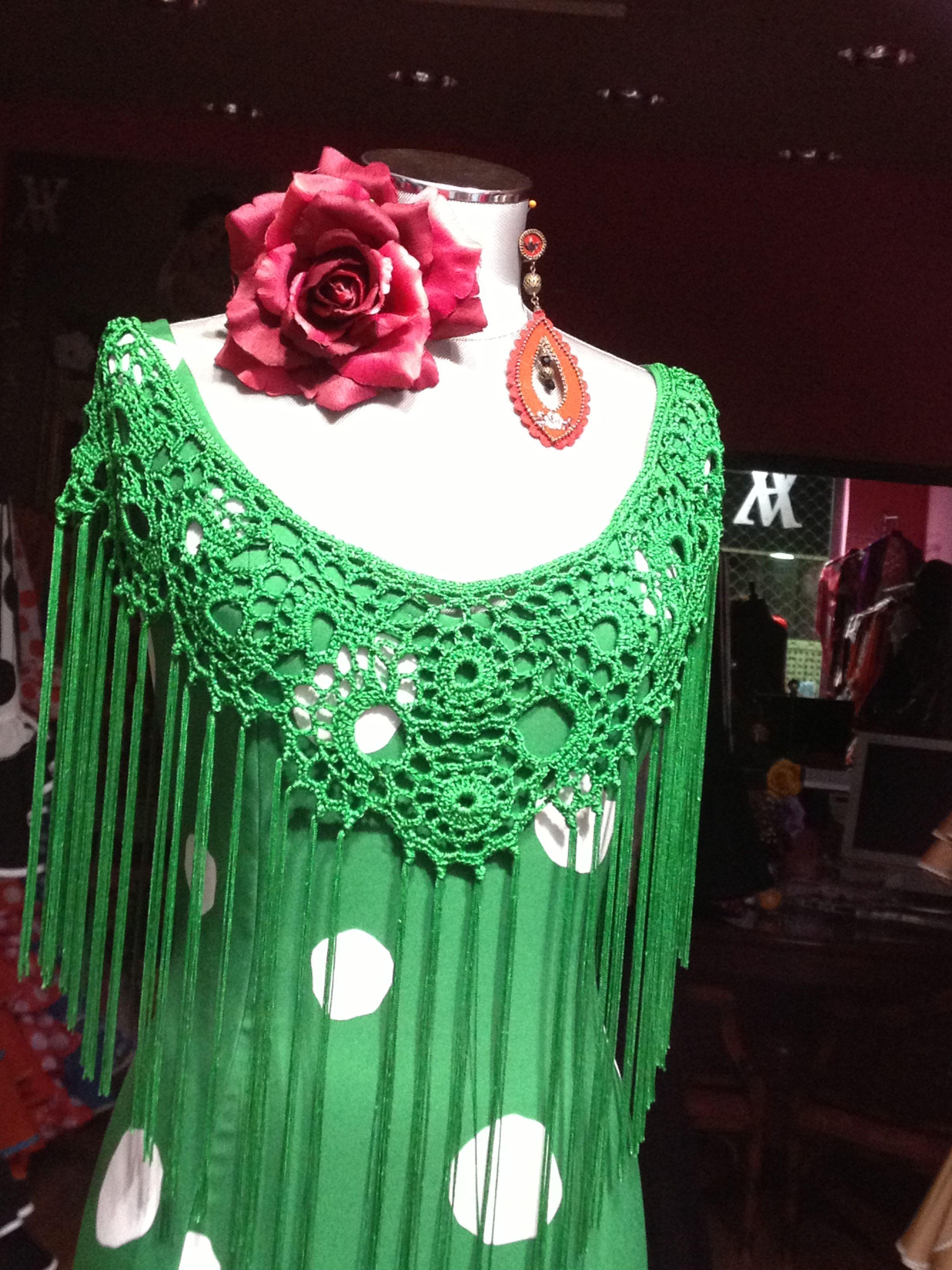 23 Ideas De Mantoncillos Mantones Flamenca Complementos De Flamenca Manton