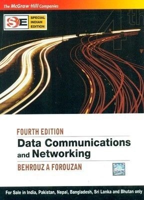 Data Communication And Networking 4 Edbehrouz A Fourozan Rent Or Buy Second Hand Book Rentals Civil Engineering Books Physics Books