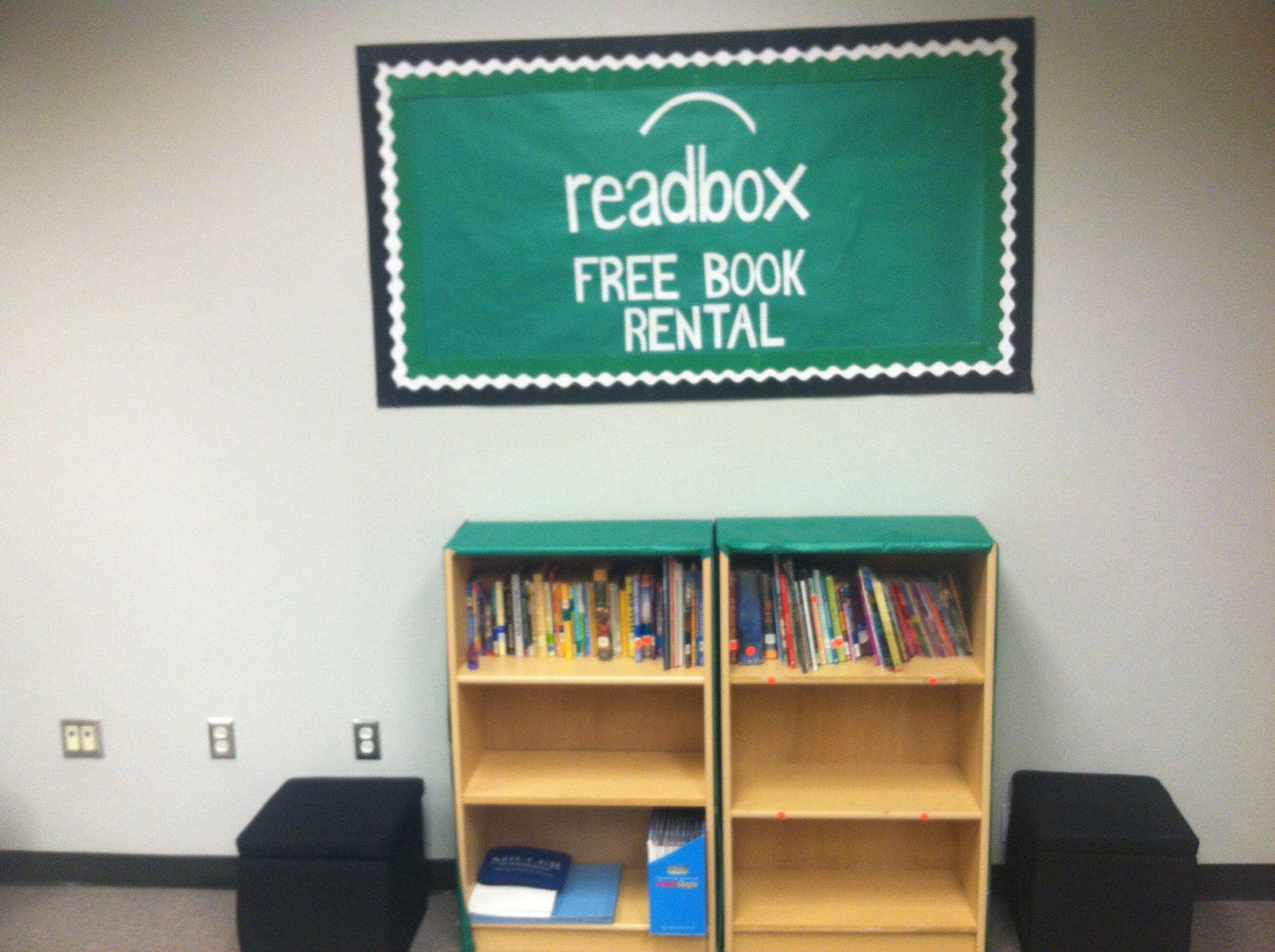 Readbox Library