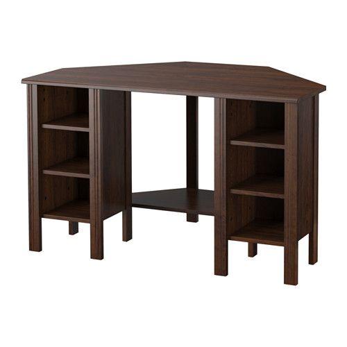 Eckschreibtisch weiß ikea  BRUSALI Eckschreibtisch, weiß | Desks, Shelves and Storage