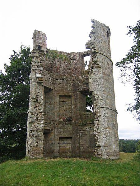 Douglas Castle, South Lanarkshire, #Scotland