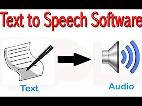 Text to Speech Software||HD MP3 Quality