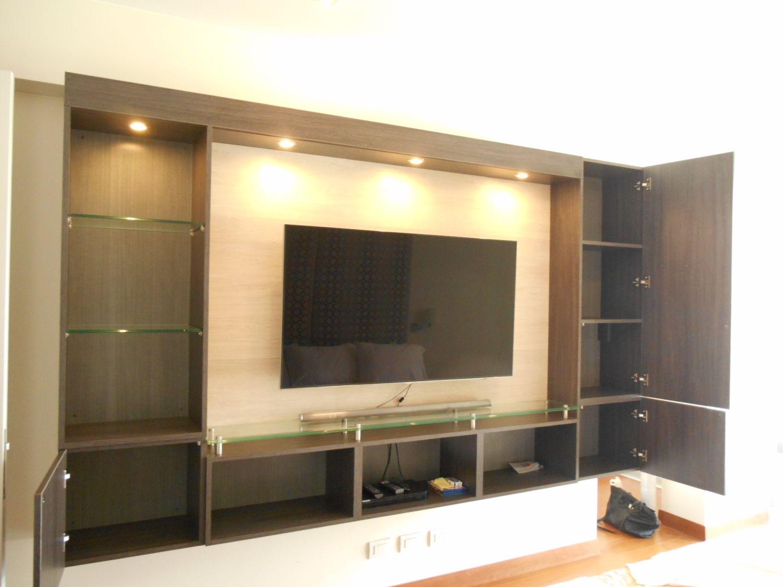 Tv en dormitorios buscar con google como poner tv - Mueble tv dormitorio ...