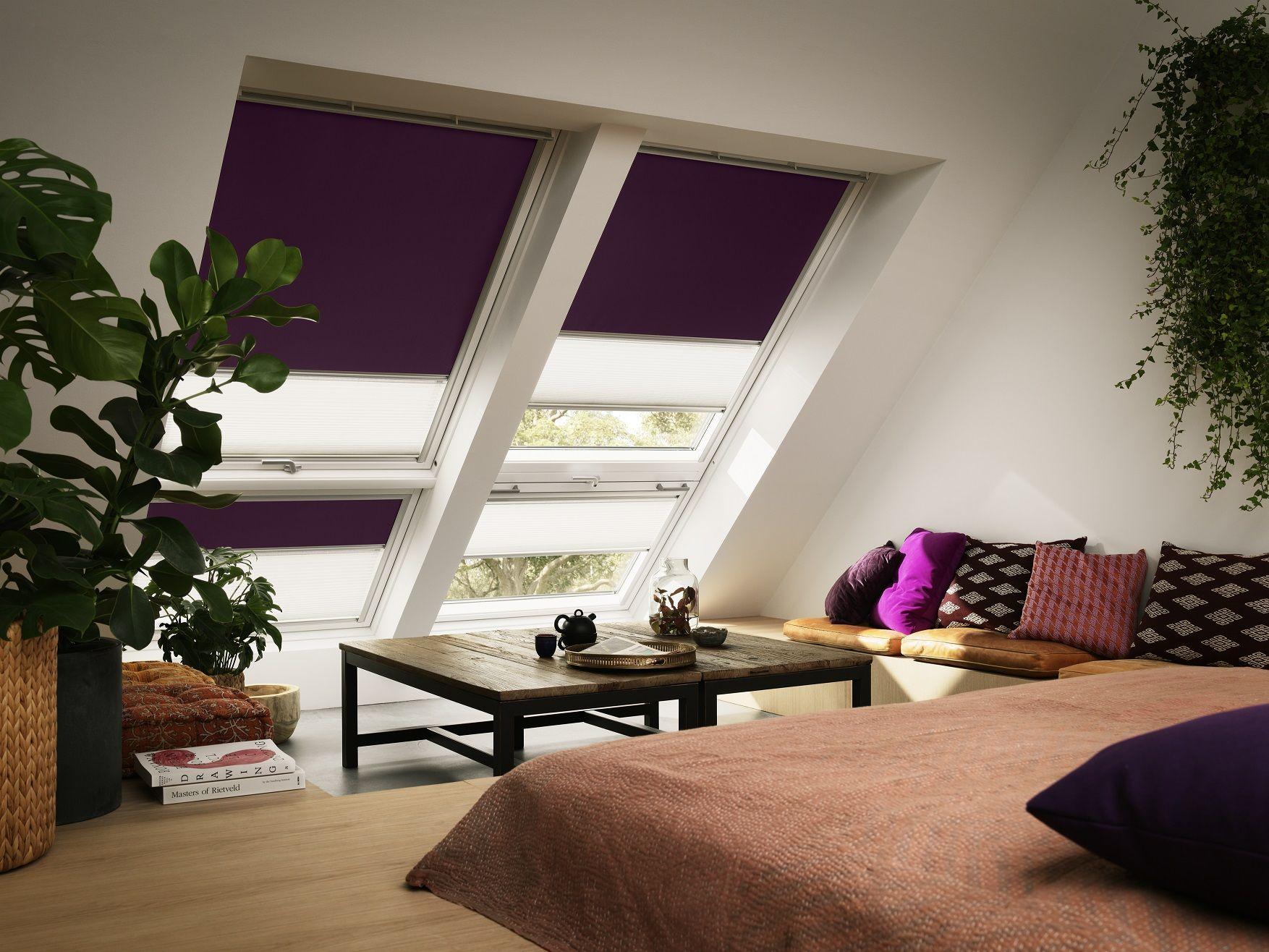 home office mit dachfenster ideen bilder, velux #sonnenschutz pinned by www.wagner-fenster.at, Design ideen