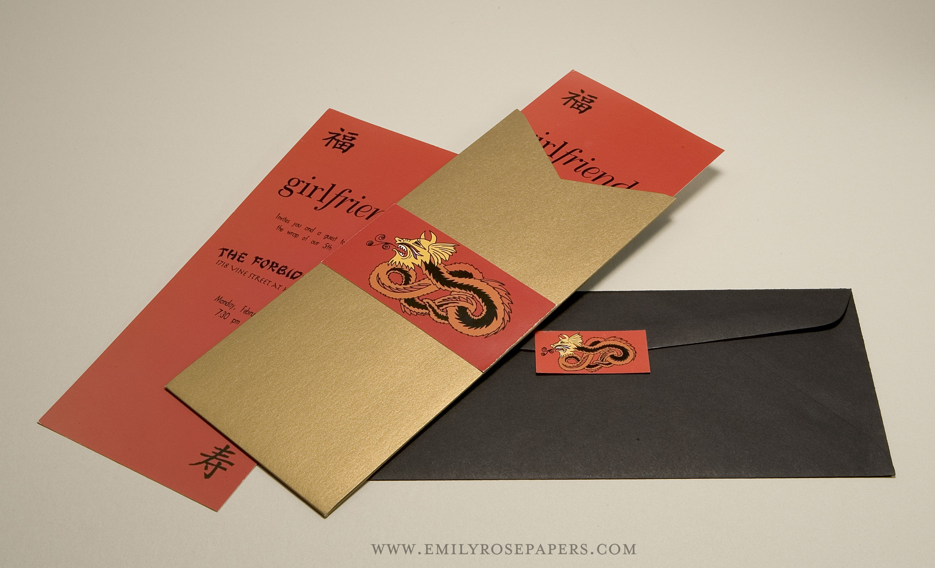 Attractive Simple Handmade Wedding Invitations Pictures ...
