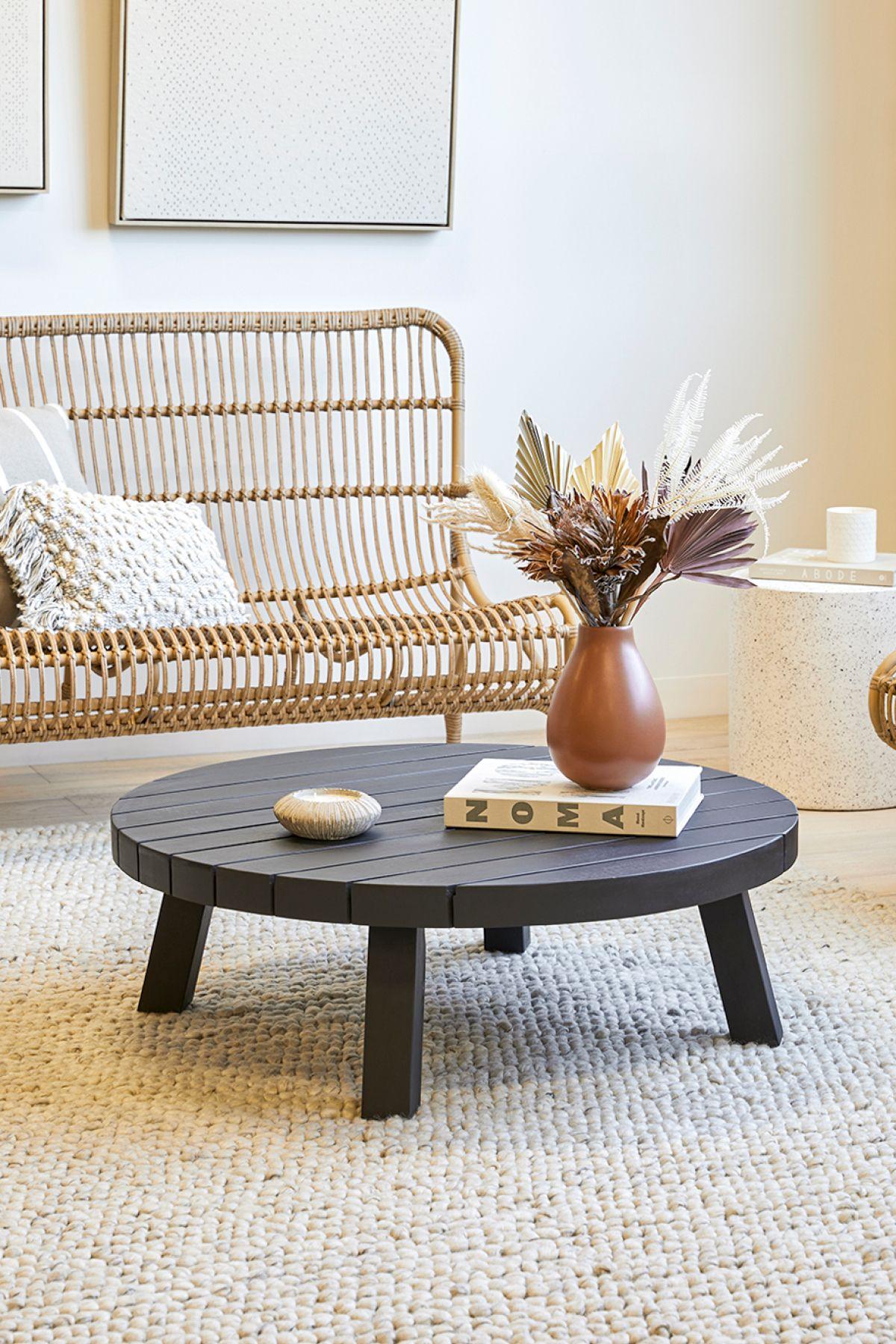 Koel Black Coffee Table Coffee Table Decor Black Coffee Tables [ 1800 x 1200 Pixel ]