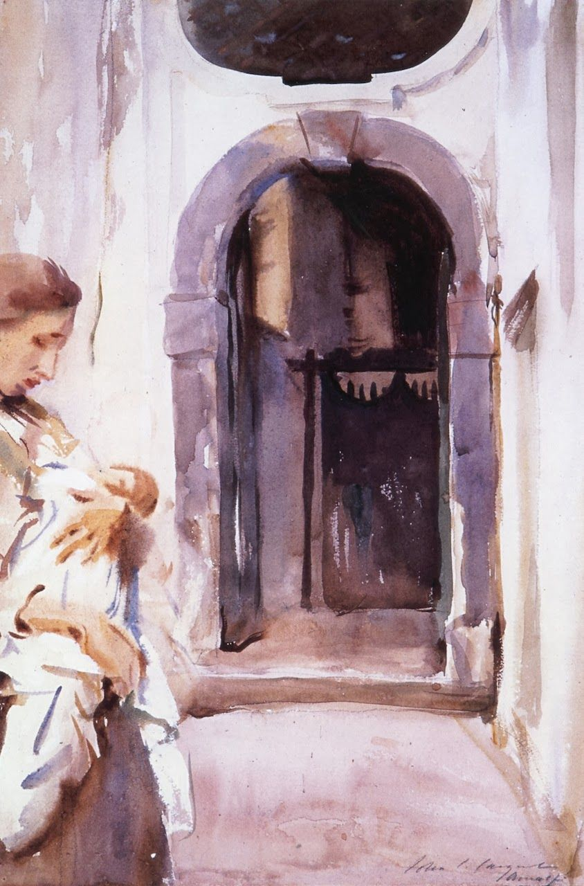 ART & ARTISTS: John Singer Sargent - part 12