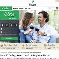 Login dating elite singles Luxy