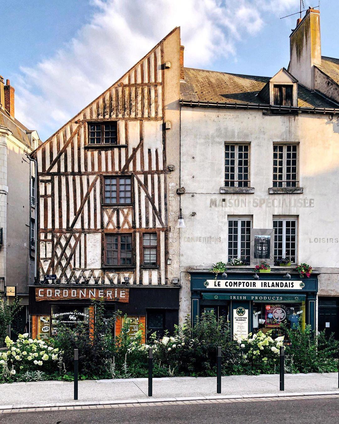 Rue Denis Papin Blois France Loir Et Cher Comptoir Irlandais Loisirs