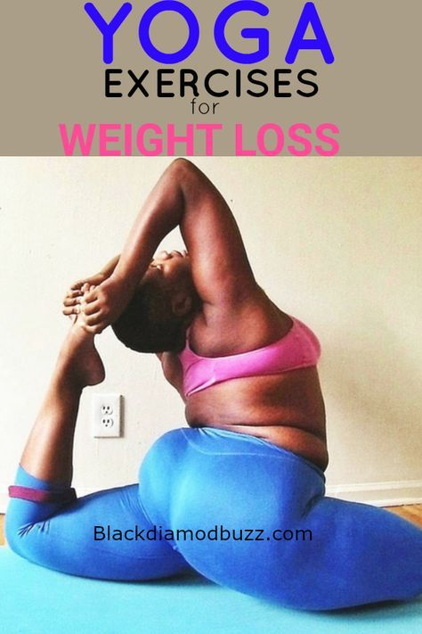 Yoga Exercises For Weight Loss And Love Handles At Home