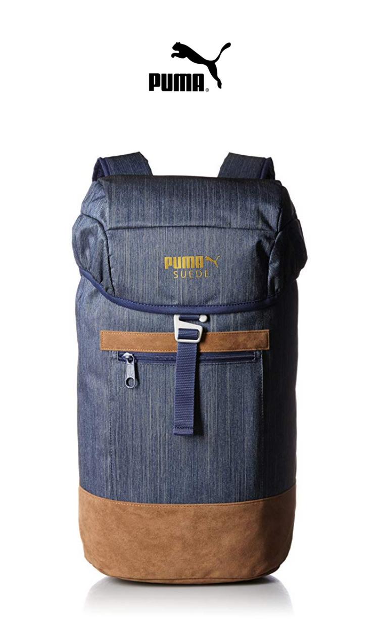 Suede backpack, Backpacks, Puma suede