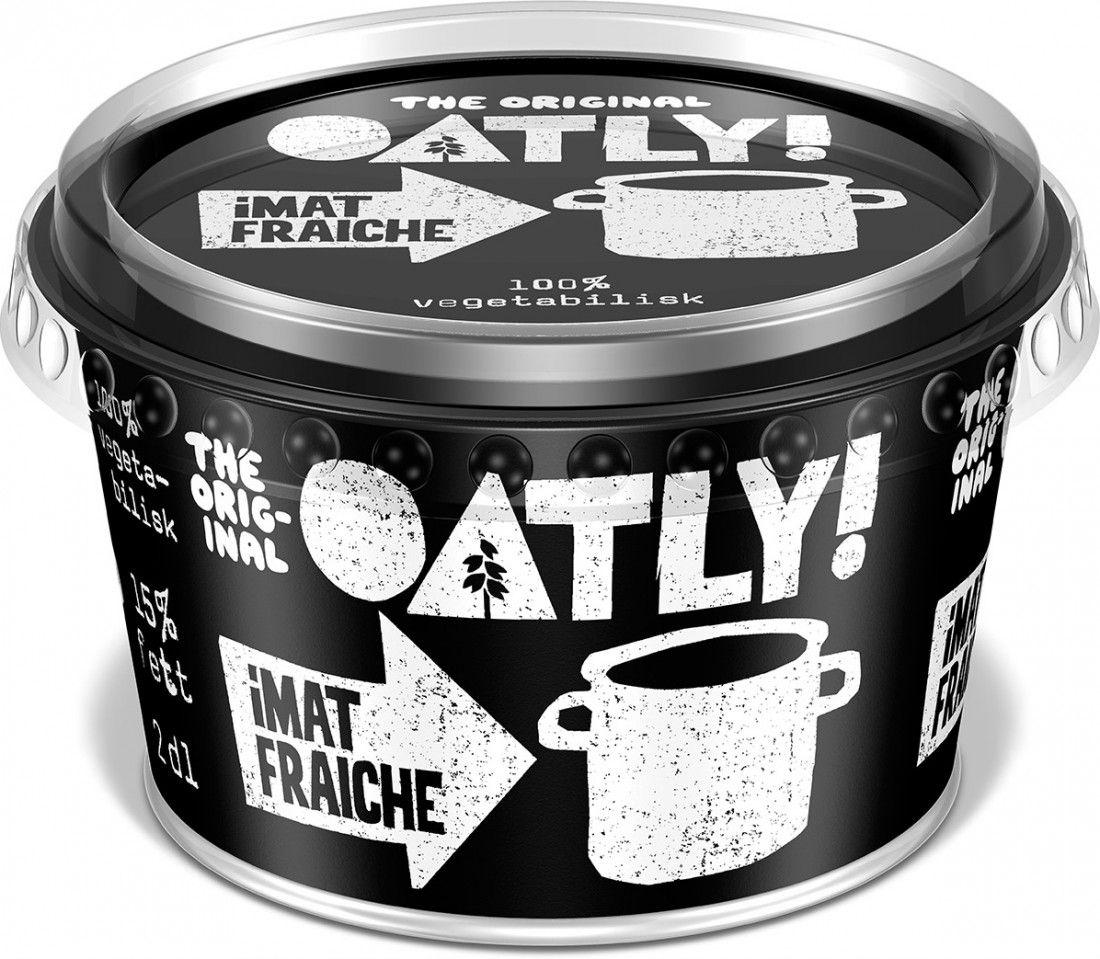 Creamy Oat Fraiche Oatly Fraiche Creme Fraiche