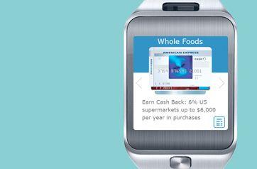 """Wallaby Financial avait investi sur une application mobile """"Pay With Wallaby"""" avec les Google Glass pour fidéliser et récompenser les utilisateurs en utilisant sa meilleure carte de crédits... La suite, on la connait mais l'application a pu être portée vers d'autres supports comme iWatch...     https://www.walla.by/glass     http://www.forbes.com/sites/mikemontgomery/2015/04/16/life-after-the-alleged-death-of-google-glass/"""