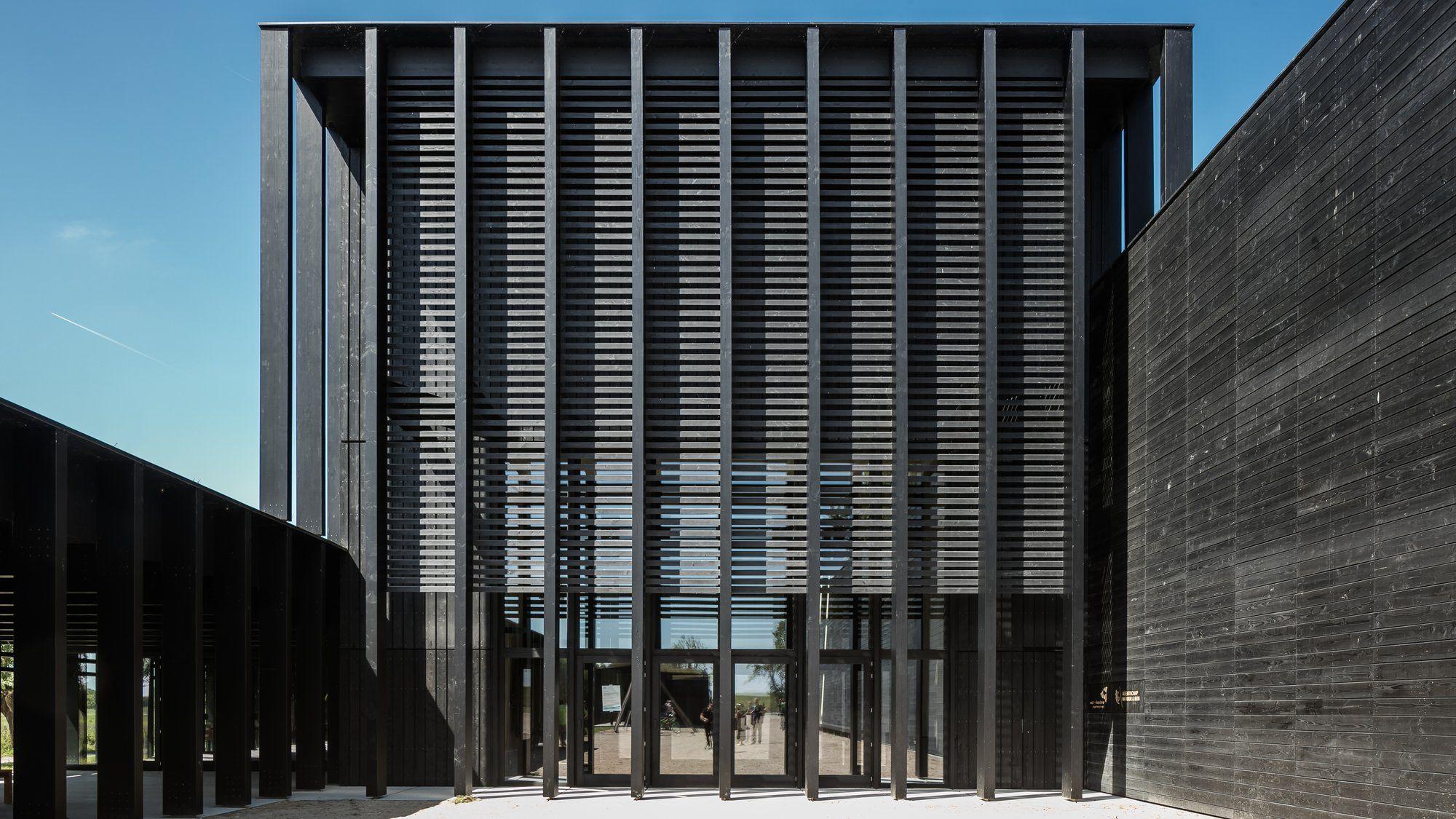 CoussÉe & goris architecten het zwin knokke heist be facade