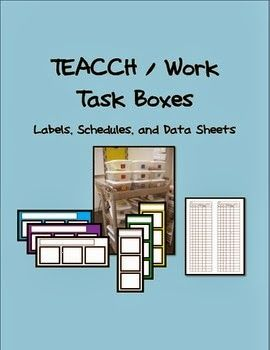 teacch activities - Google Search