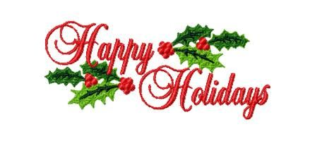 36++ Happy holidays clipart free ideas