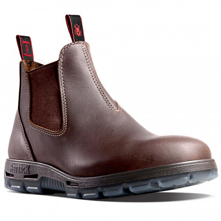 Redback Boots Nevada Puma Aquapel Unpu Brown Redback Boots Boots Work Boots