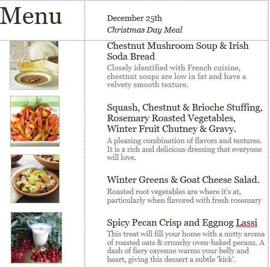 Ayurveda Christmas Day Menu The Holistic Highway Ayurveda Recipes Ayurvedic Recipes Vegetarian Gravy
