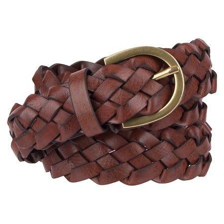 1e999af49 Women's Braided Belt - Mossimo Supply Co.™ : Target Cintos, Cinto Trançado,