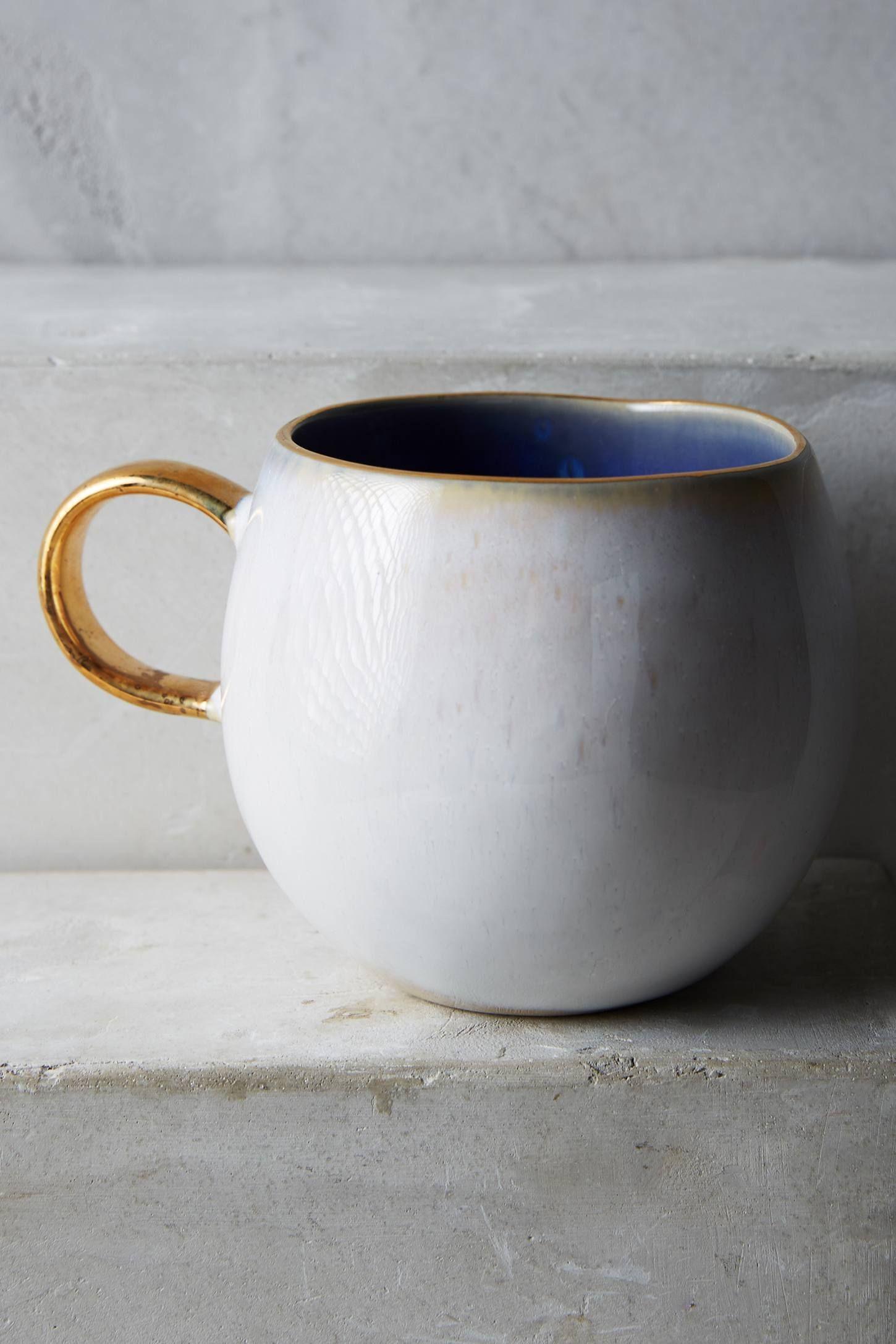 Perasima Mug Anthropologie mugs, Ceramic mugs, Pottery mugs