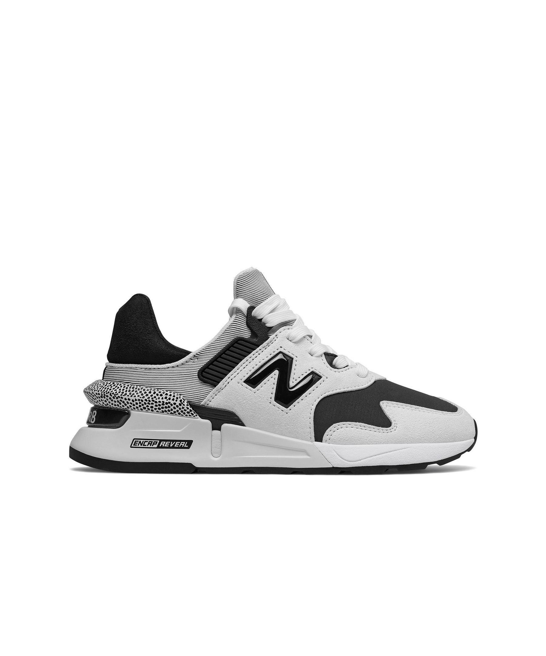 "New Balance 997 Sport ""White/Black"" Women's Shoe Hibbett"