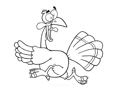 46 Best Turkey Coloring Pages For Kids Of All Ages Free Printables Turkey Coloring Pages Coloring Pages Fall Coloring Pages