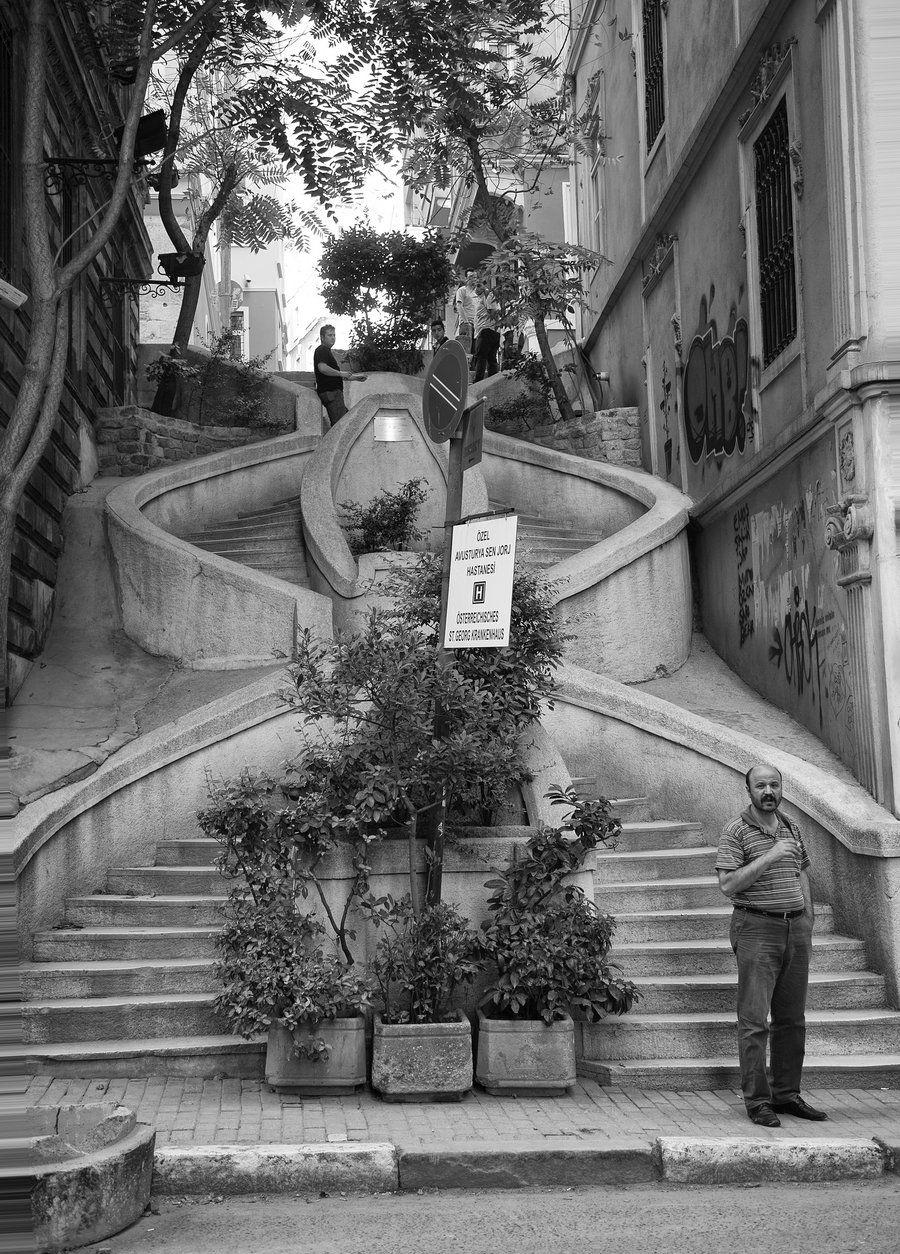 Henri Cartier-Bresson, Istanbul, Turkey