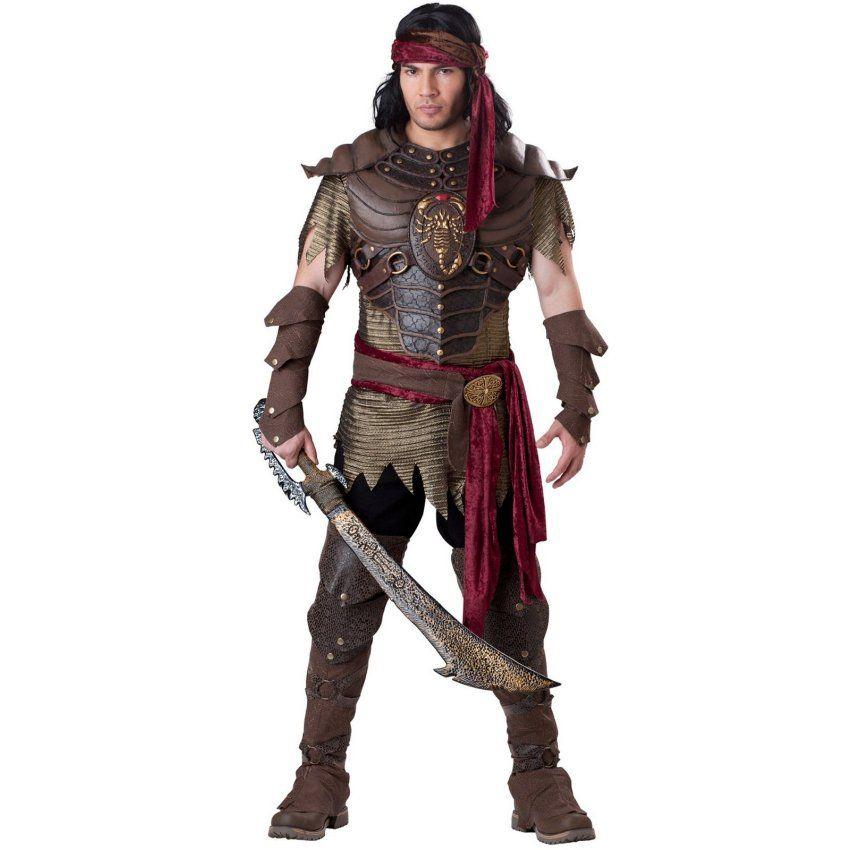 Scorpion Warrior Adult Costume Halloween Costume Ideas 2014 - halloween costume ideas for women 2016