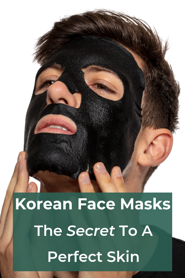 Korean Face Masks: The Secret To A Perfect Skin -   17 skin care Masks facials ideas