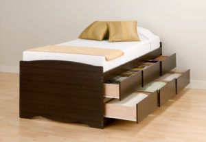 Twin Bed With Storage Drawers Underneath Httpamateurzenus