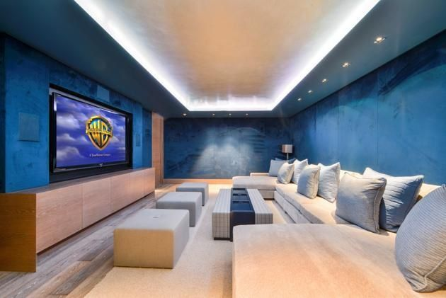 Sala de Cinemaopo 10 Home Theatre Hacks Pinterest Room