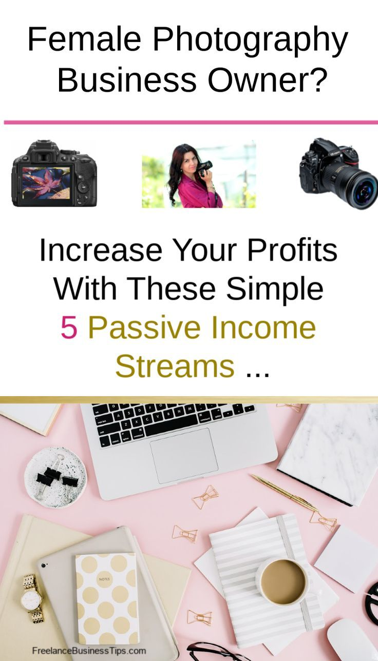 Passive Through PhotographyDiscover 5 Ways To Earn